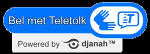 Djanah logo teletolk